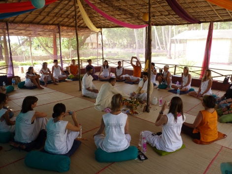 Kranti Yoga School, Goa