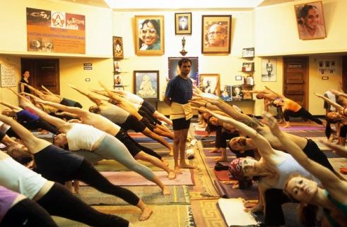 Shri K. Pattabhi Jois Ashtanga Yoga Ashram