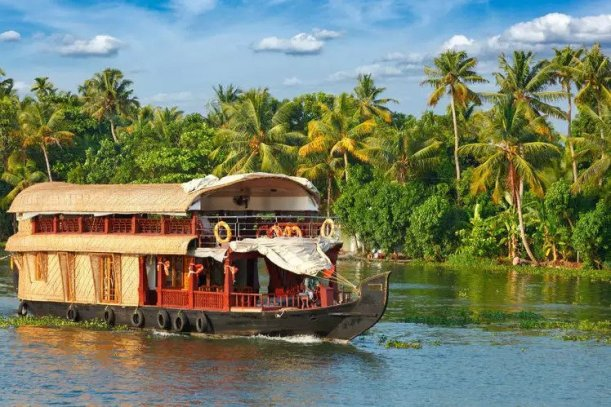 Backwater of Kerala